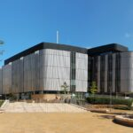 Southampton University campus